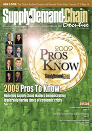 "Profit Point's CEO and CTO Named a ""Pro to Know"" by Supply & Demand Chain Executive Magazine"