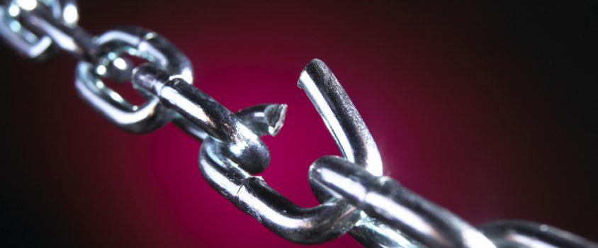 Weak link in U.S. Supply chains